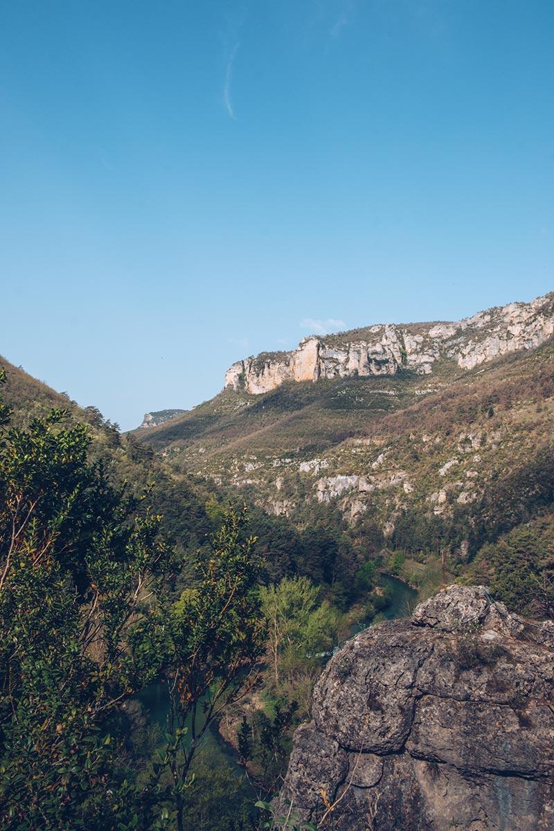 Refuse to hibernate Aveyron Gorges de la Dourbie