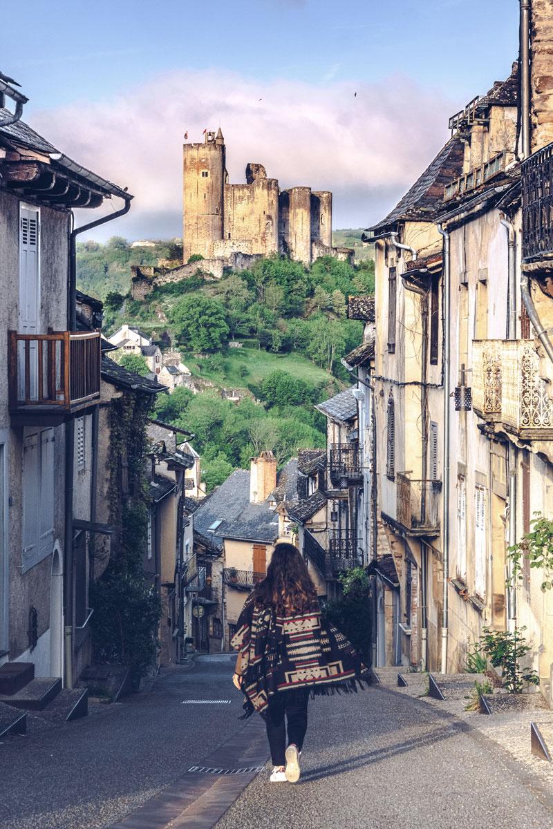 Refuse to hibernate_Aveyron Najac Audrey Forteresse Royale