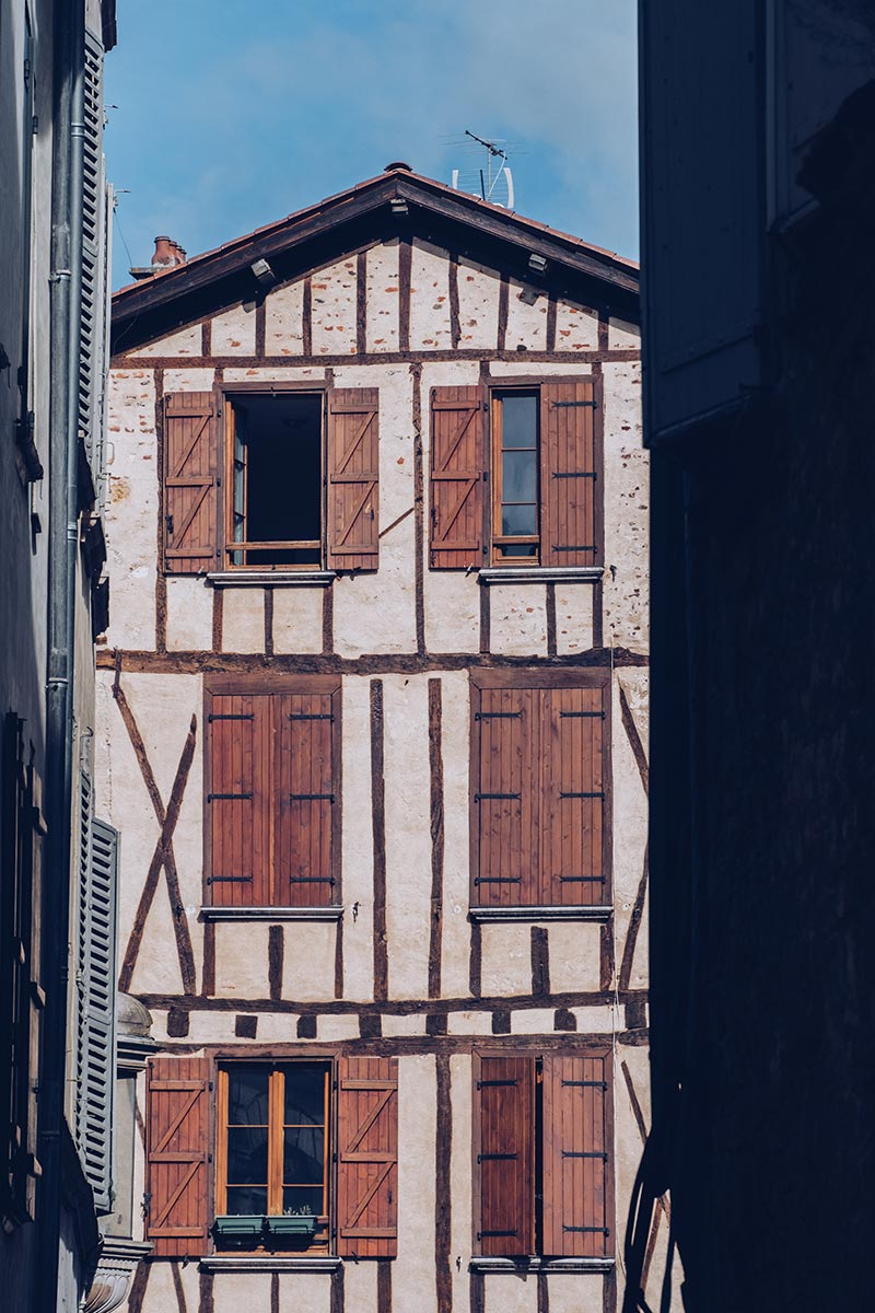 Refuse to hibernate Aveyron Villefranche-de-Rouergue maison