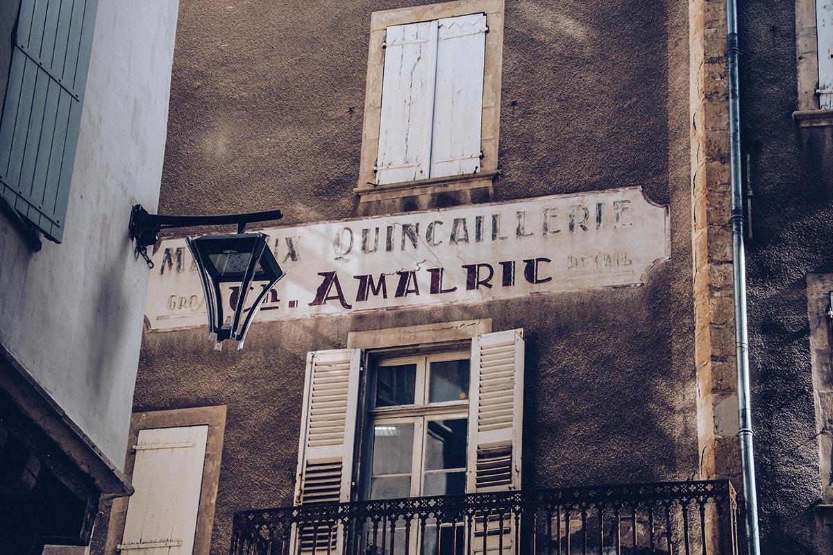 Refuse to hibernate Aveyron Villefranche-de-Rouergue quincaillerie