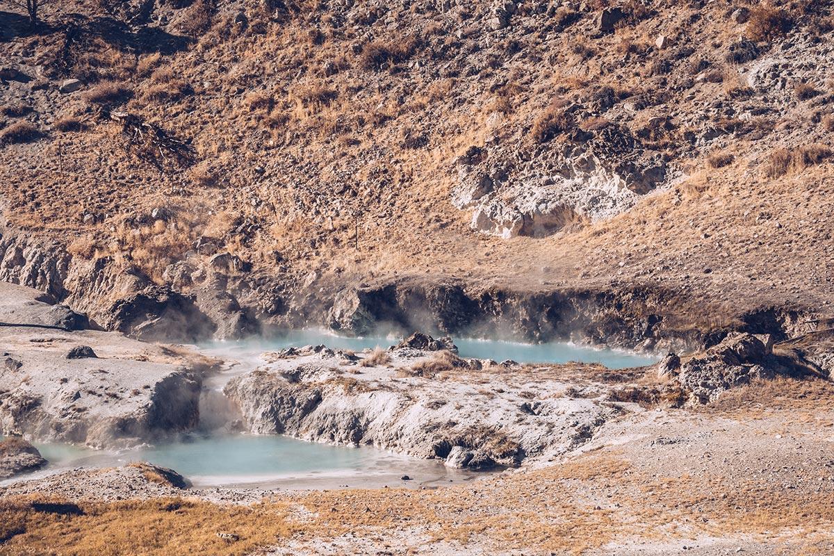 Refuse to hibernate Mammoth Lakes Hot Creek focus
