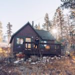 Refuse to hibernate Mammoth Lakes Tamarack Lodge and Resort chalet États-Unis
