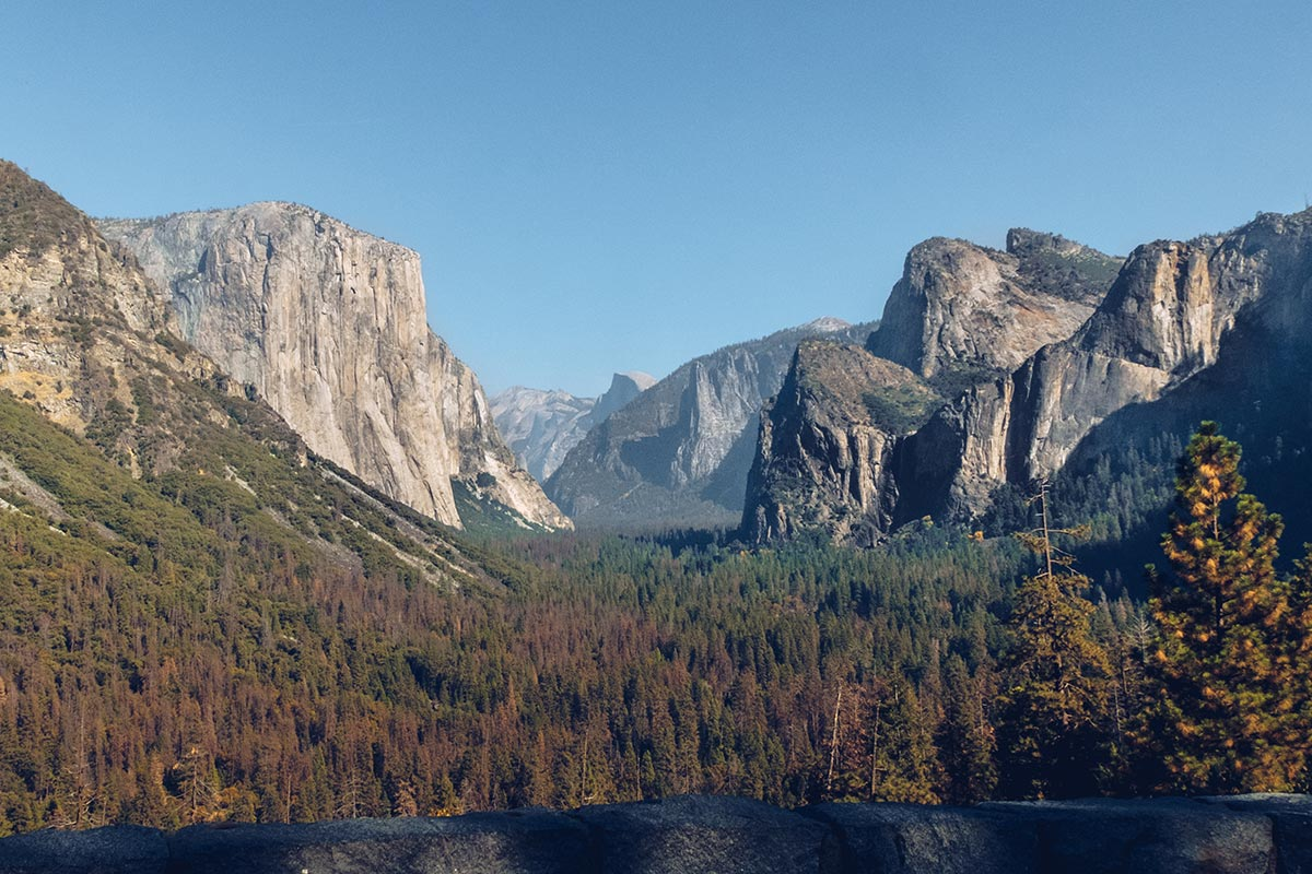 Refuse to hibernate Yosemite Tunnel view États-Unis