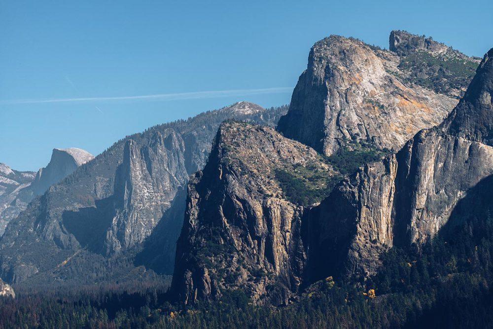 Visiter le parc Yosemite, que voir en un jour
