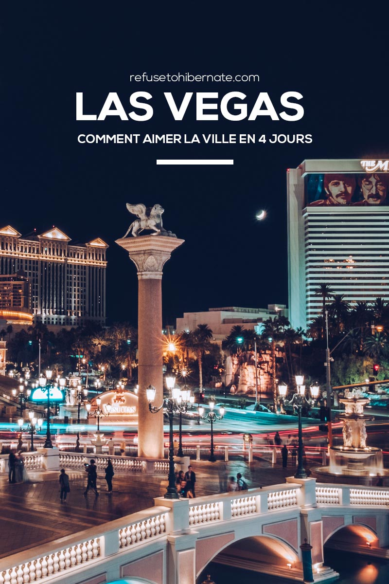 Refuse to hibernate Las Vegas Pinterest