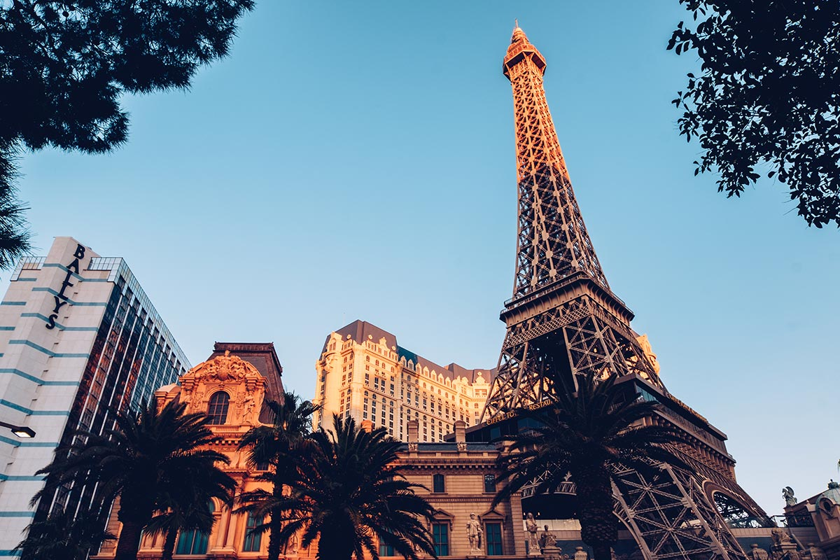 Refuse to hibernate Las Vegas hôtel Paris Las Vegas