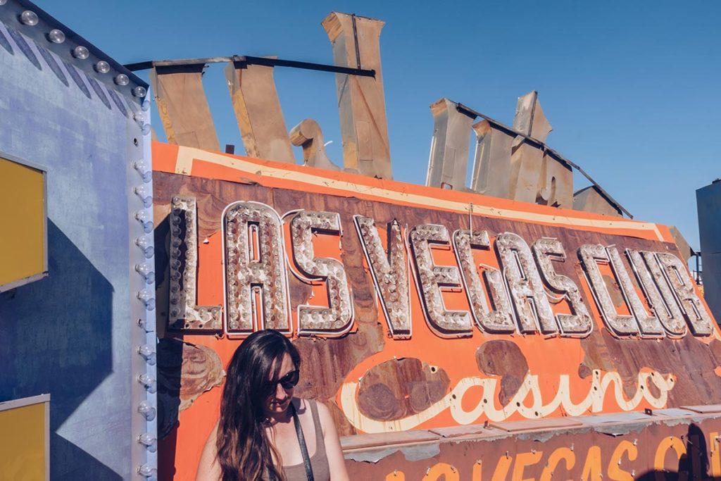 Refuse to hibernate Las Vegas The Neon Museum Las Vegas Club