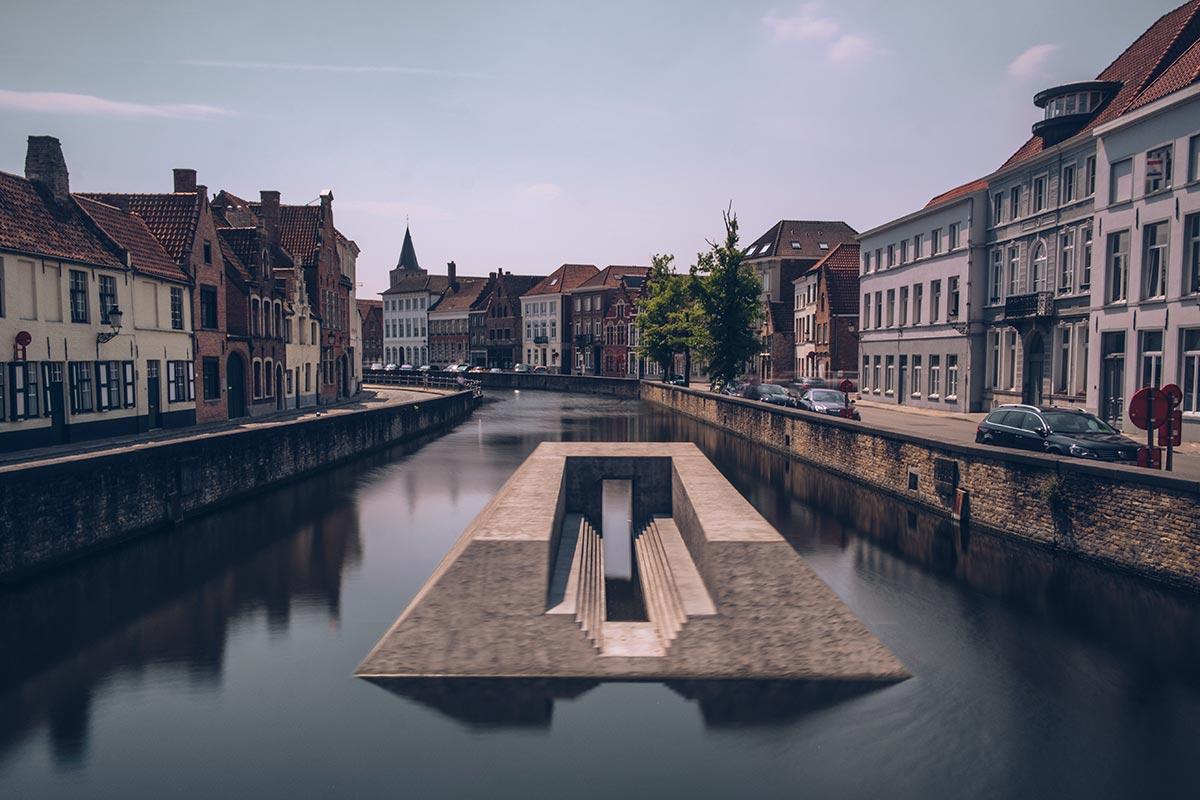 Refuse to hibernate Triennale Bruges Acheron I