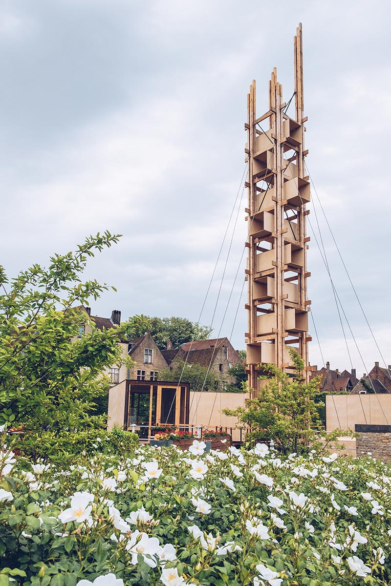 Refuse to hibernate Triennale Bruges Infiniti 23