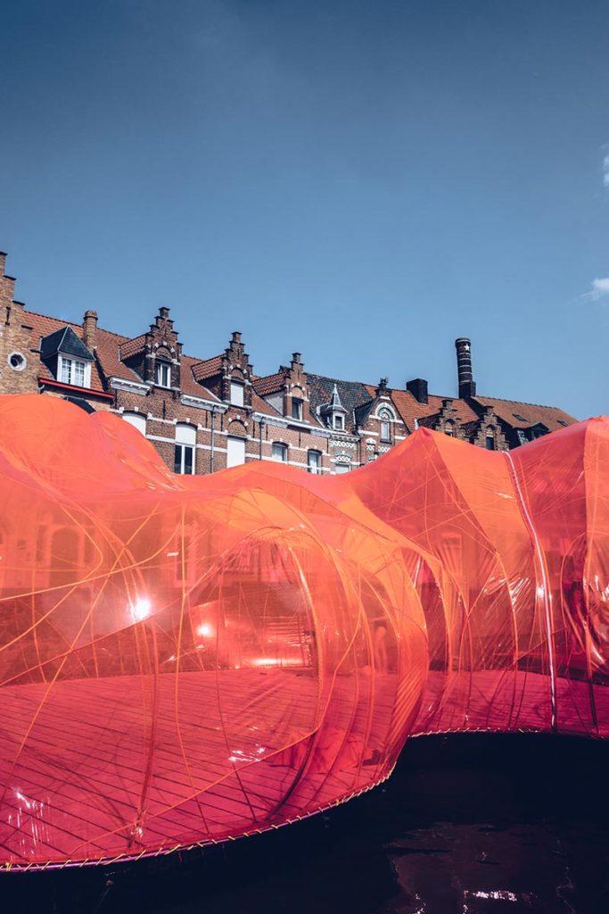 Refuse to hibernate Triennale de Bruges Selgascano pavillon focus