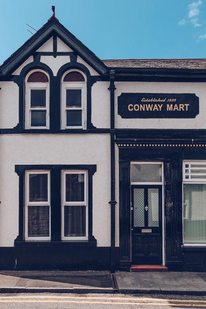 Refuse to hibernate Pays de Galles Conwy maison