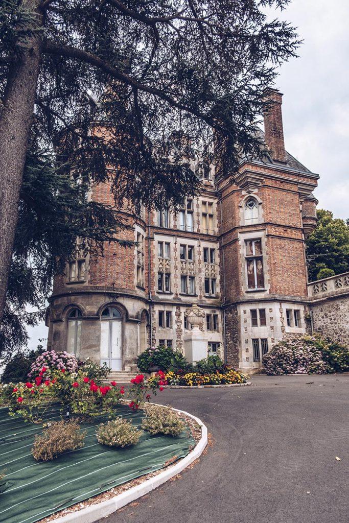 Refuse to hibernate Sancerre Château de Sancerre
