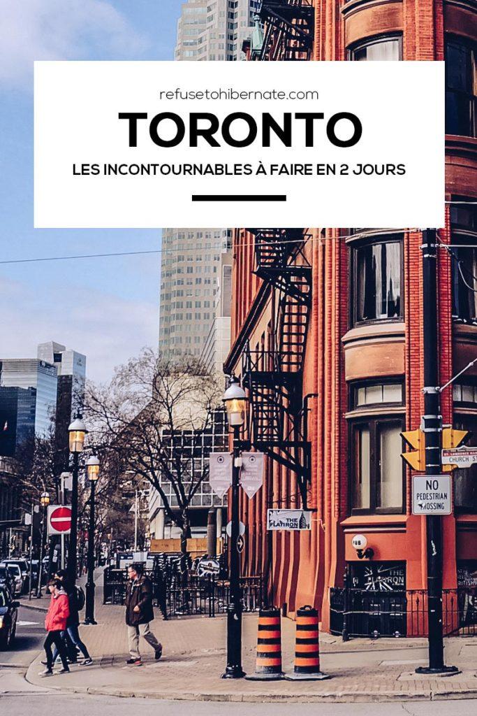 Refuse to hibernate Toronto mag Pinterest