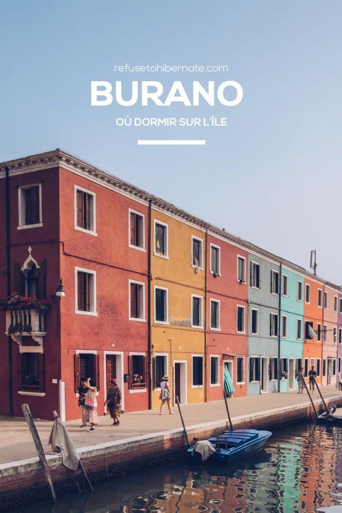 Refuse to hibernate Venise Burano Pinterest