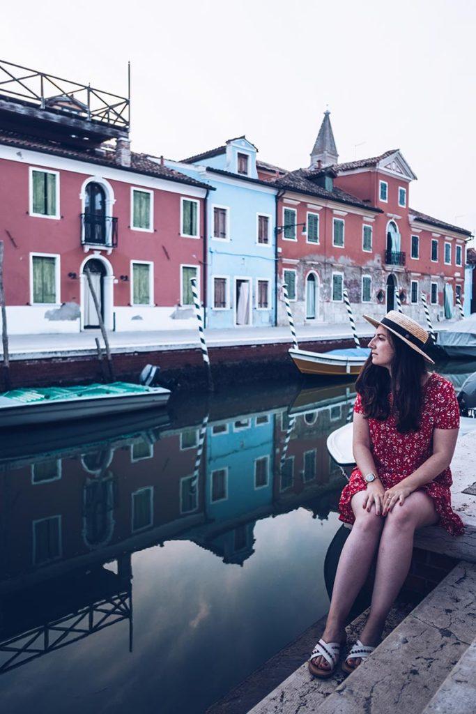 Refuse to hibernate Venise Burano Audrey