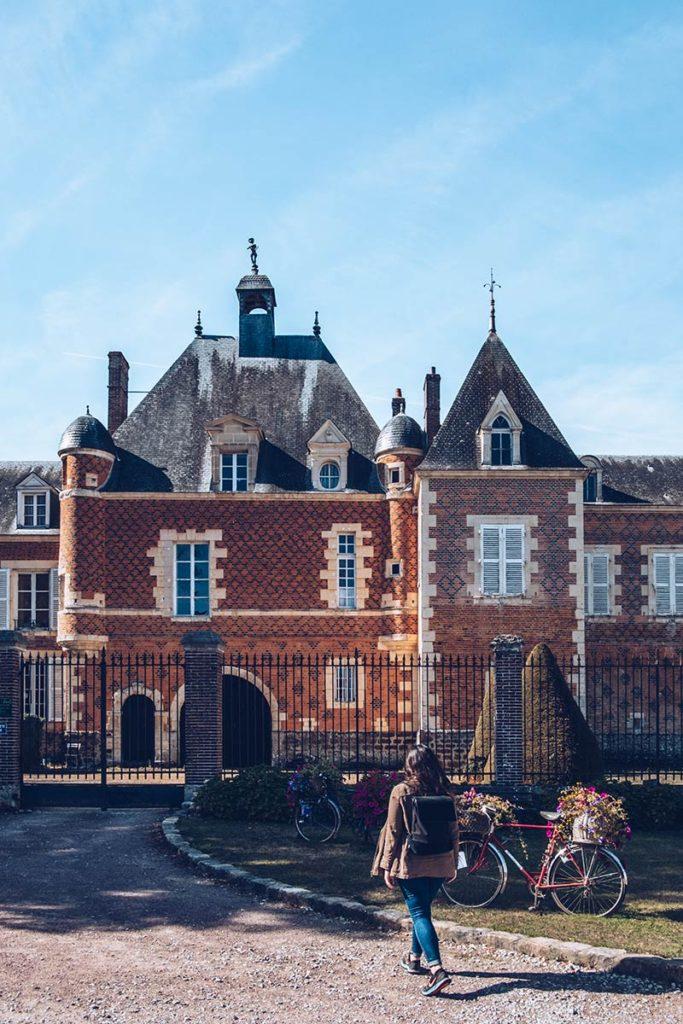 Eure-et-Loir Château de Frazé Audrey Refuse to hibernate