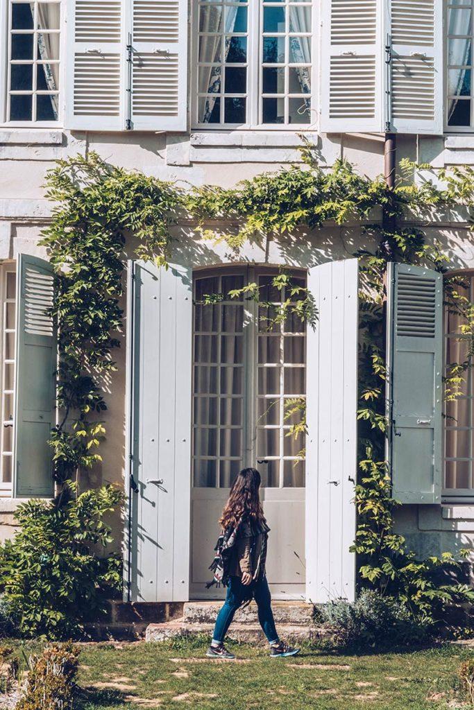 Eure-et-Loir Collège Royal et Militaire de Thiron-Gardais Audrey fenêtre Refuse to hibernate
