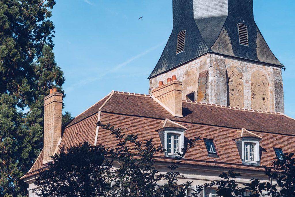 Eure-et-Loir Collège Royal et Militaire de Thiron-Gardais focus Refuse to hibernate