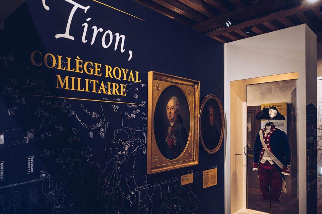 Eure-et-Loir Collège Royal et Militaire de Thiron-Gardais musée Refuse to hibernate