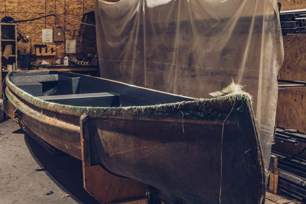 Refuse to hibernate Québec Abitibi & Co fabrication