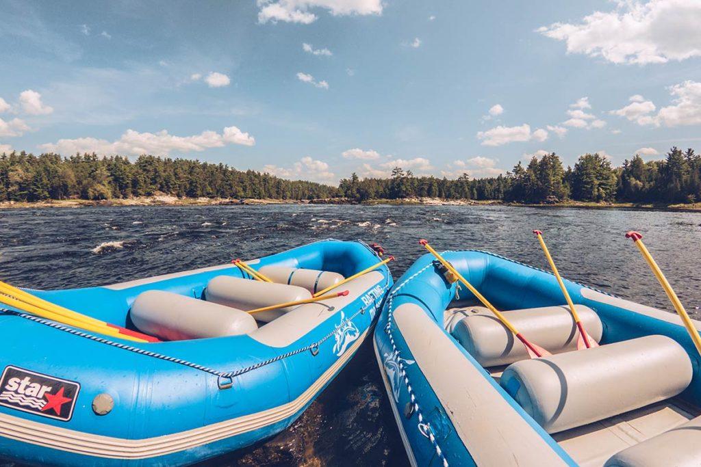 Refuse to hibernate Québec rafting rivière des Outaouais