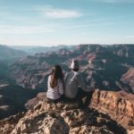 Grand Canyon Navajo Point Audrey Mickaël États-Unis Refuse to hibernate
