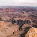 Grand Canyon Rim Trail Refuse to hibernate