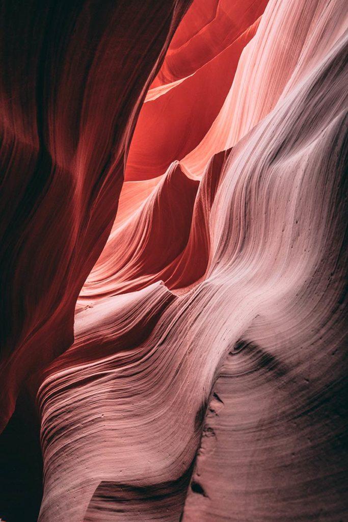 Lower Antelope Canyon vague windows Refuse to hibernate