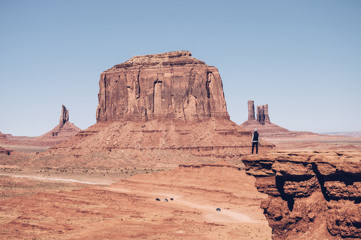 Monument Valley Mickaël Refuse to hibernate