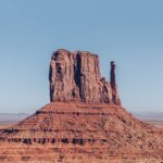 Monument Valley West Mitten Butte de jour Refuse to hibernate