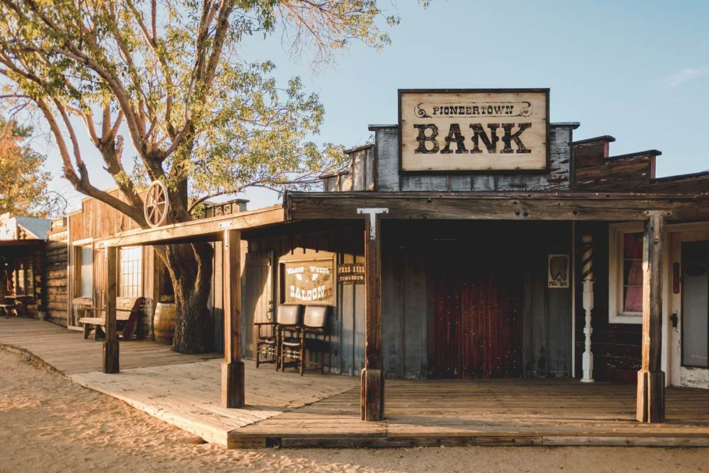 Pioneertown : visite insolite en Californie