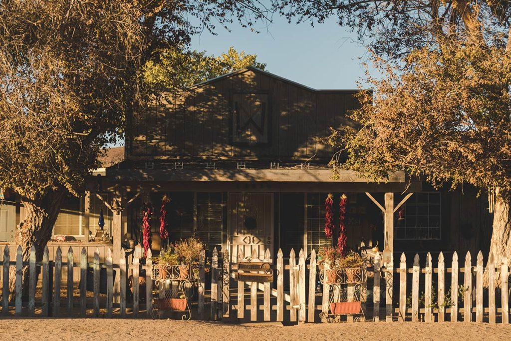 Pioneertown maison Refuse to hibernate