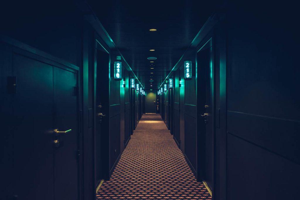 Chamonix RockyPop couloir des chambres Refuse to hibernate