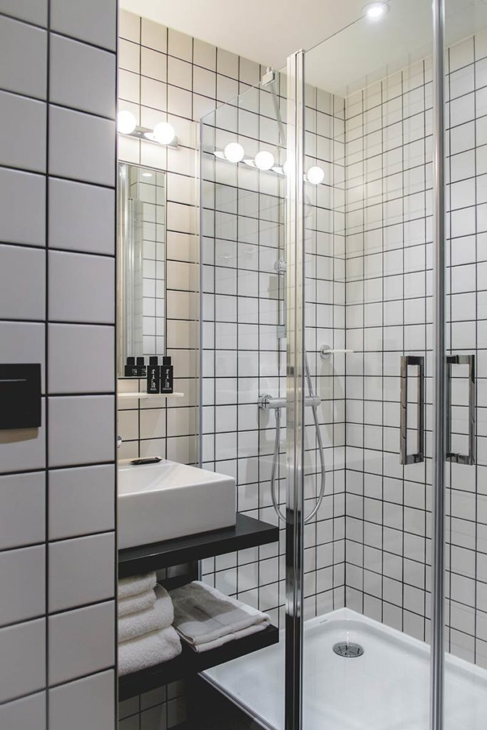 Chamonix RockyPop salle de bain Refuse to hibernate
