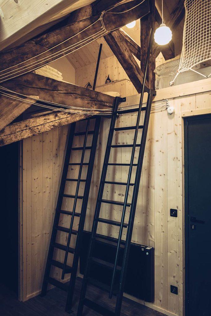 Chamonix Terminal Neige chambre tribu Refuse to hibernate