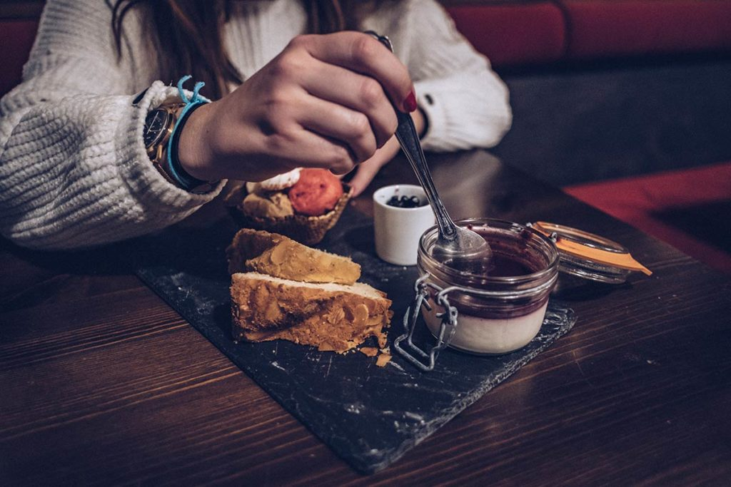 Chamonix Terminal Neige dessert refuse to hibernate