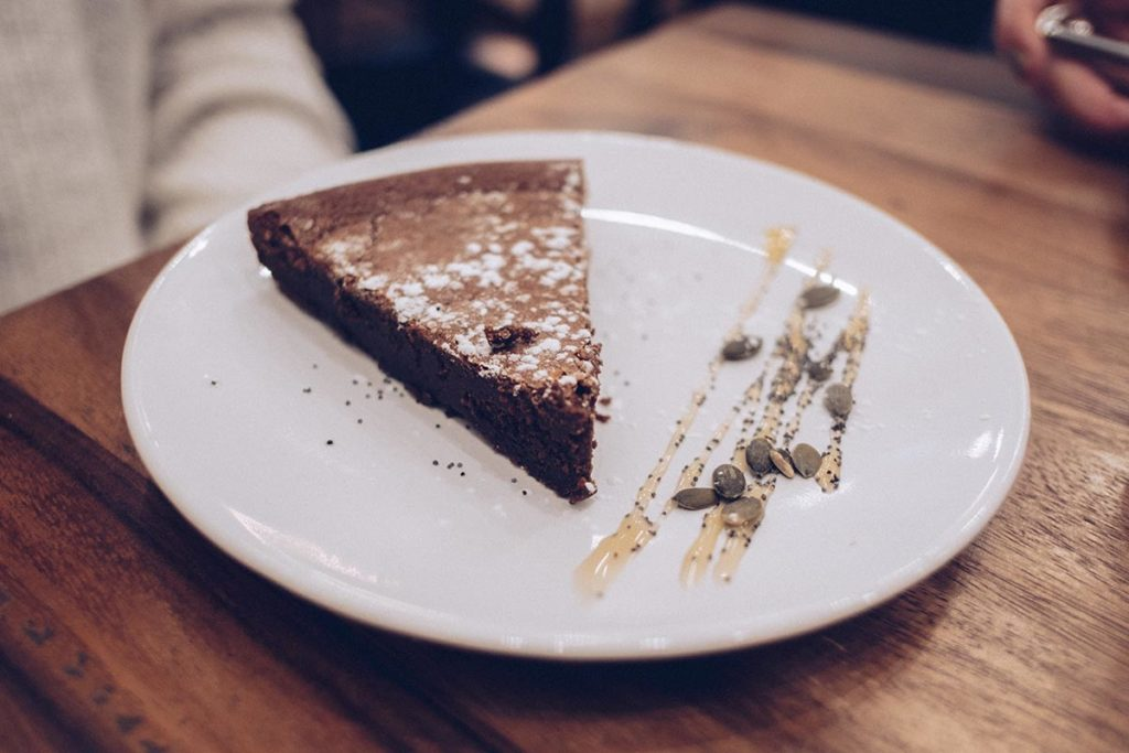 Fête des Lumières les Cafetiers chocolat Refuse to hibernate