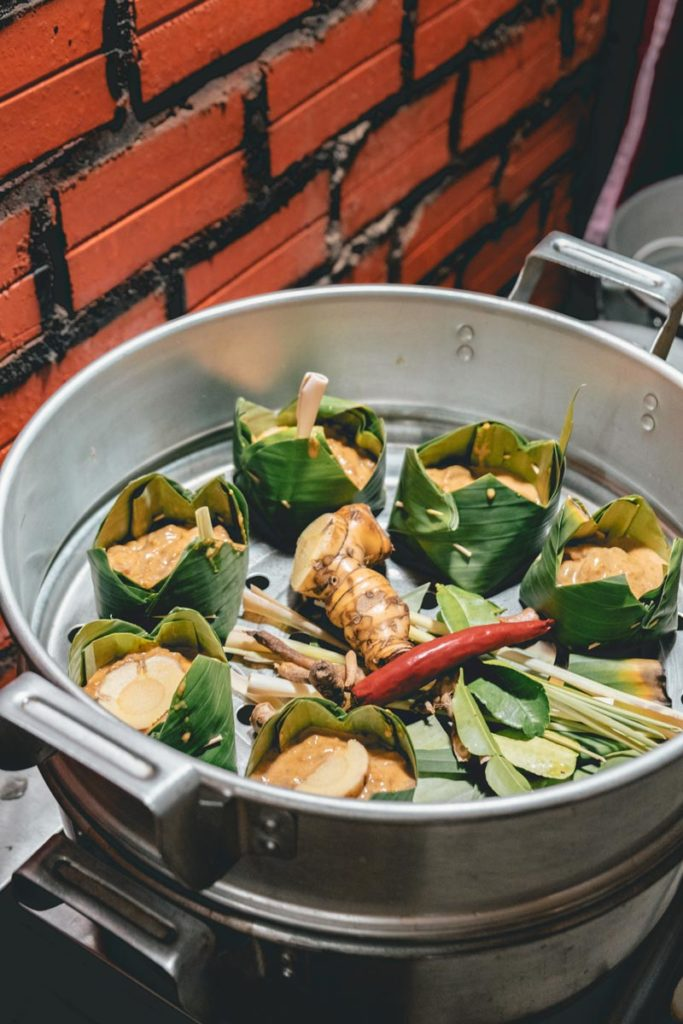 Cambodge Battambang cours de cuisine khmère Refuse to hibernate