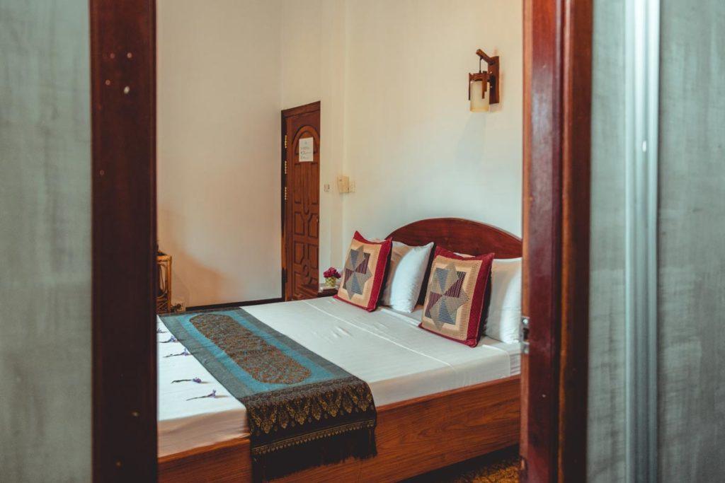 Cambodge Battambang Sangker Villa chambre Refuse to hibernate