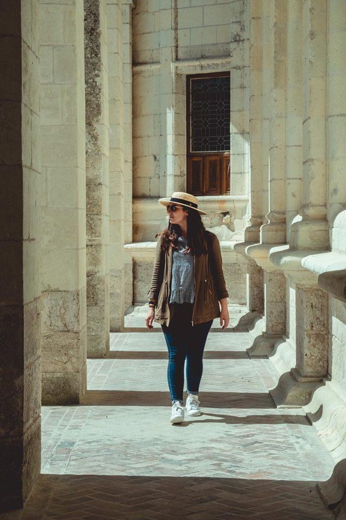 Châteaux de la Loire Chambord Audrey Refuse to hibernate