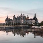 Châteaux de la Loire Chambord lever de soleil Refuse to hibernate