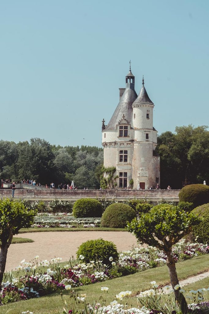 Châteaux de la Loire Chenonceau Tour des Marques Refuse to hibernate