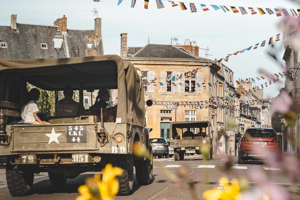 Normandie, 3 jours sur les traces du Débarquement