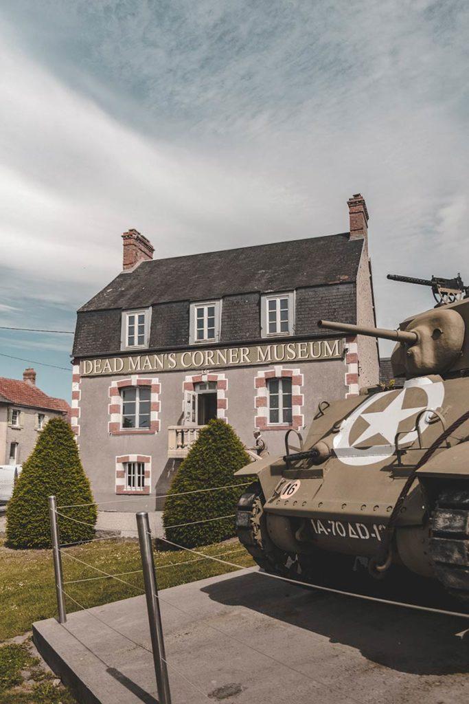Débarquement Normandie D Day expérience dead man's corner Refuse to hibernate