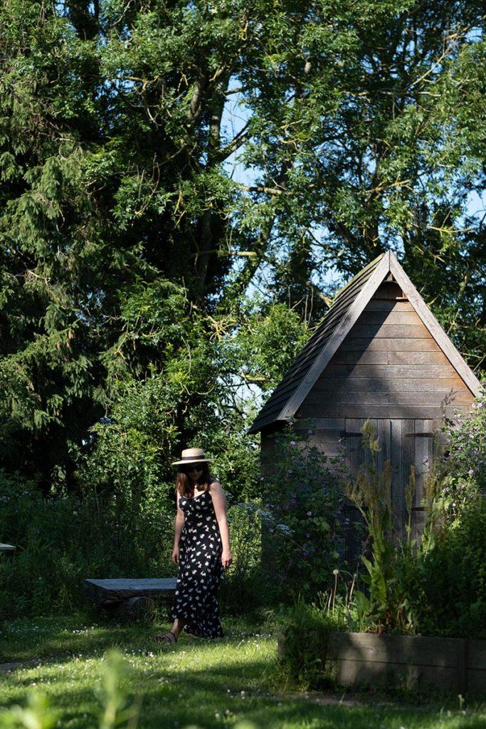 Eure La Haye-de-Routot sureau Audrey jardin Refuse to hibernate