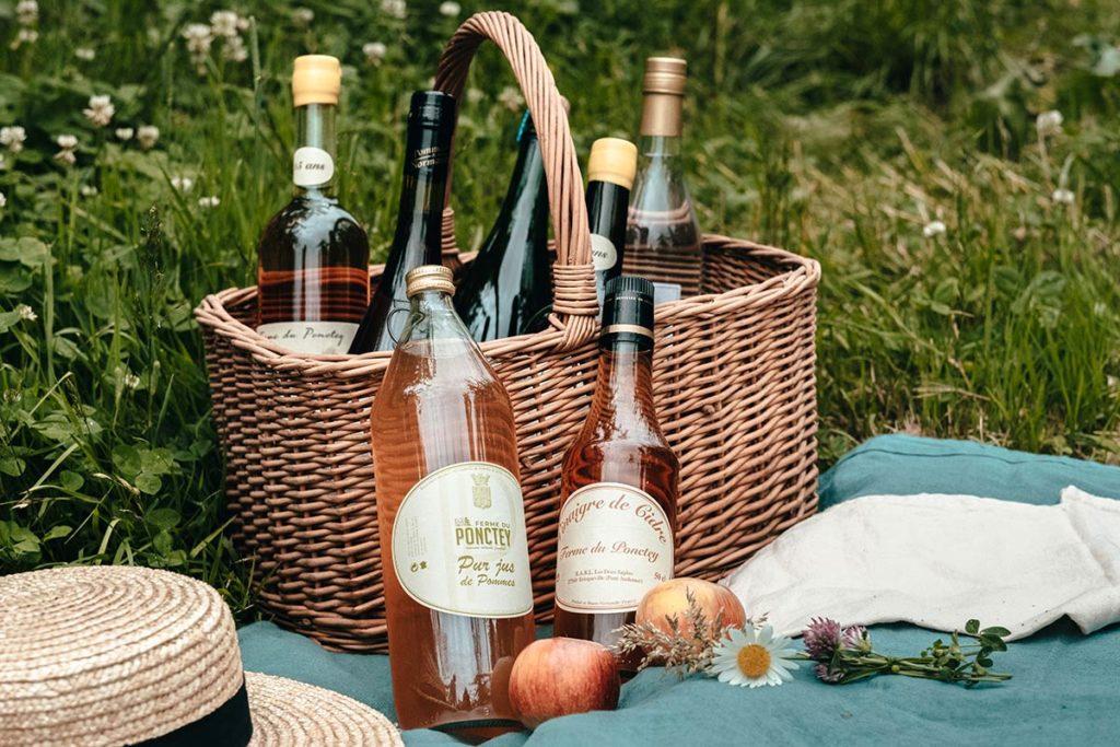 Eure Triqueville ferme du Ponctey jus de pommes vinaigre Refuse to hibernate