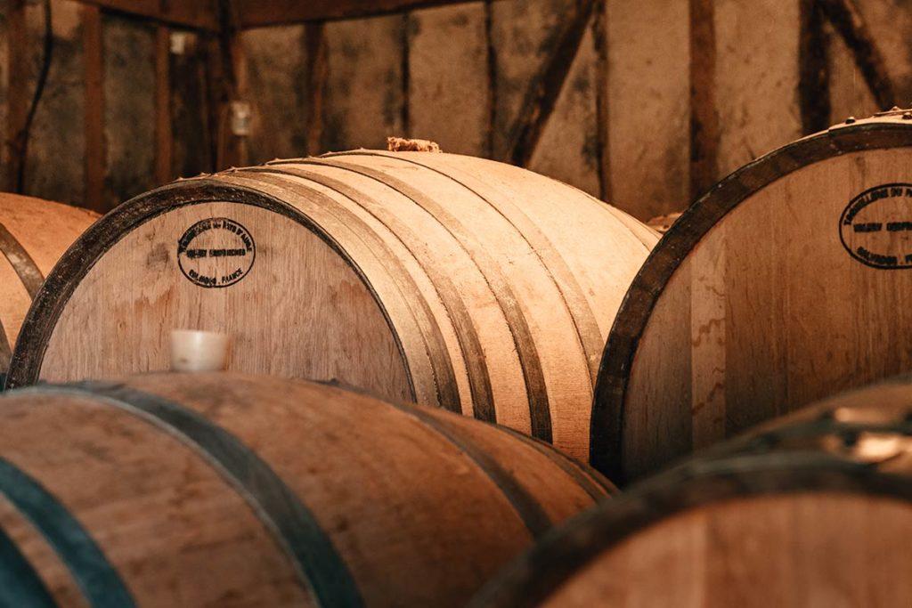 Eure Triqueville ferme du Ponctey tonneaux Refuse to hibernate
