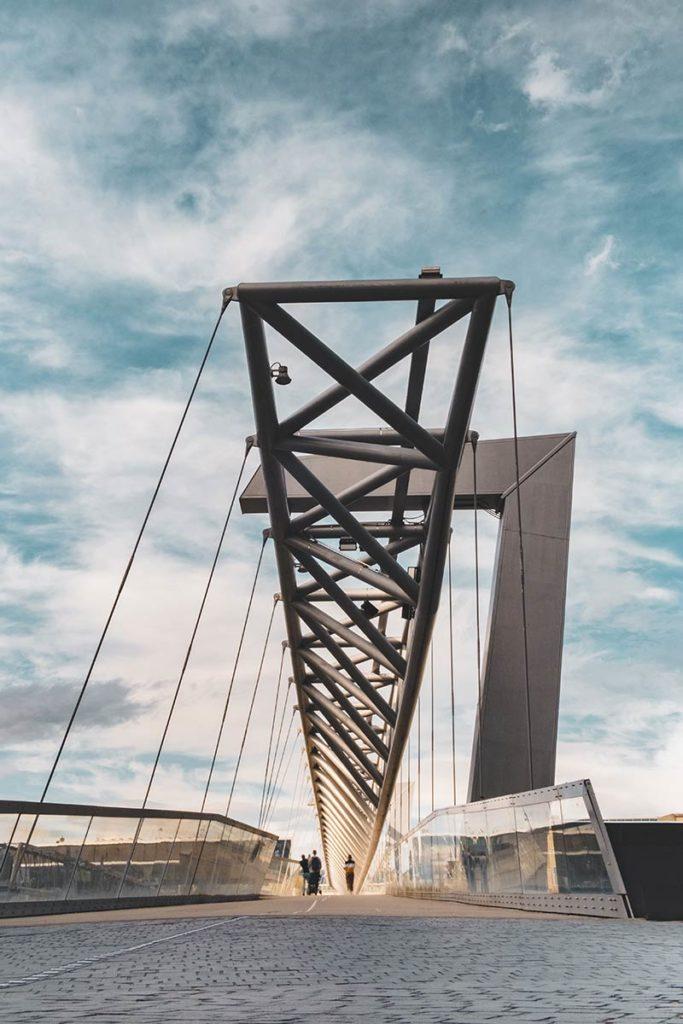 Oslo Barcode pont Refuse to hibernate