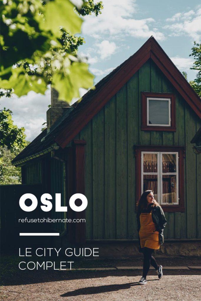 Oslo city guide Pinterest Refuse to hibernate