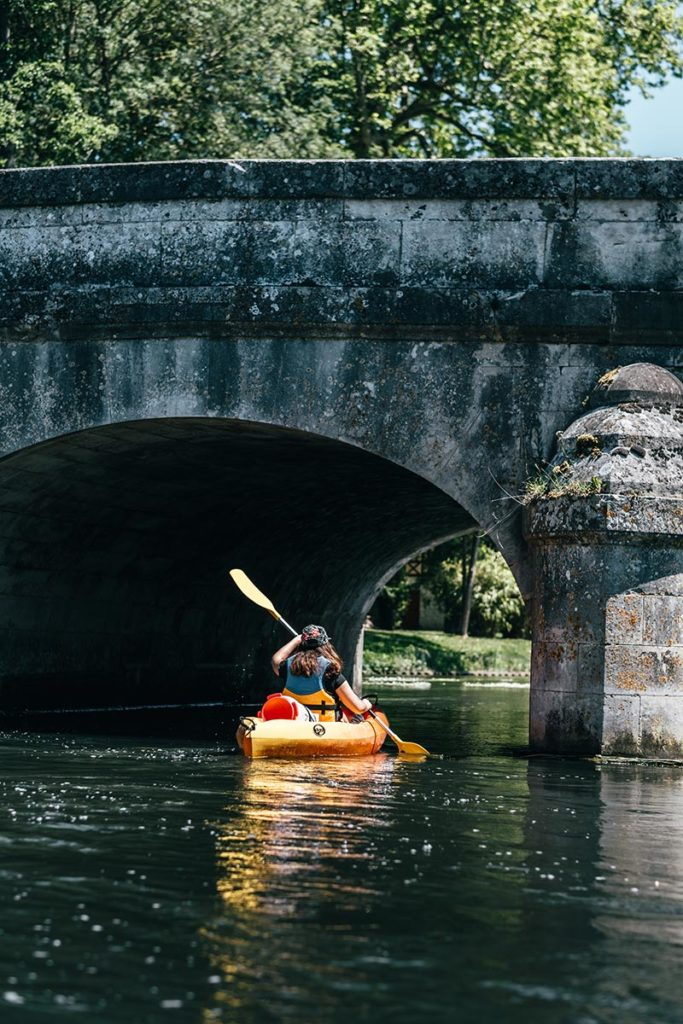 Eure Louviers kayak pont Audrey Refuse to hibernate